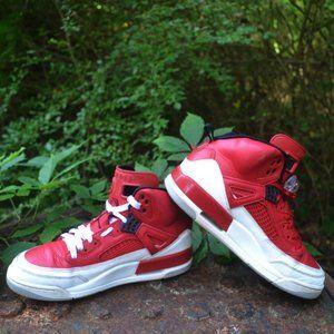 Nike Air Jordan Spizike Gym Red Men's Size 8.5